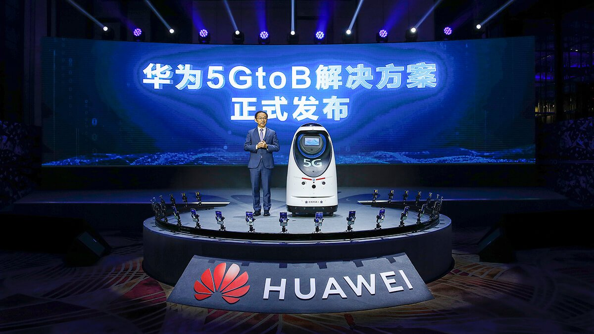 Huawei Mobil Dünya Kongresi'nde 5GtoB çözümünü duyurdu