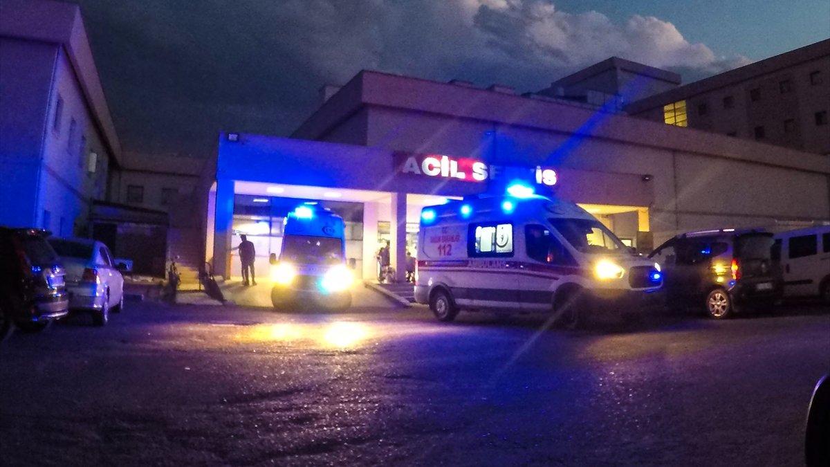 Iğdır'da iki aile arasındaki silahlı kavgada 9 kişi yaralandı - Diyadinnet