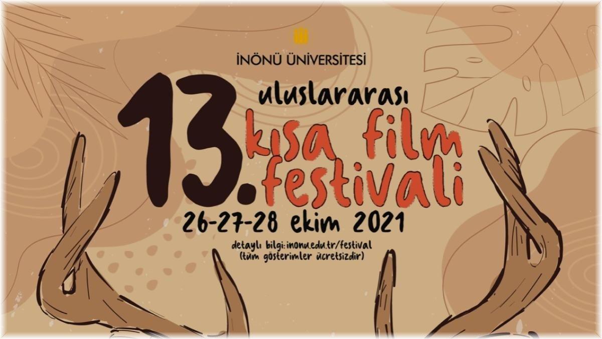 İnönü'de Uluslararası Kısa Film Festivali başvuruları başladı