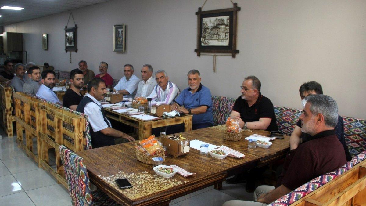 İstanbul Erzincan Platformu gazetecilerle bir araya geldi