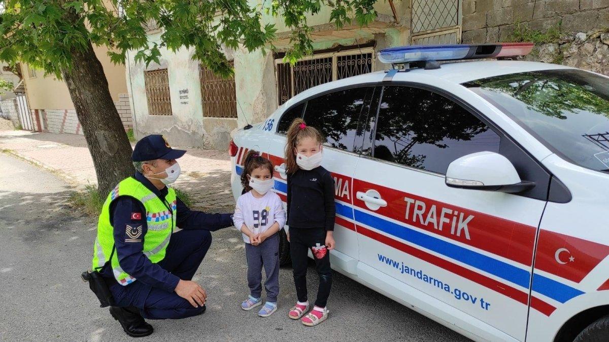 Jandarma Trafik'ten yoğun etkinlik