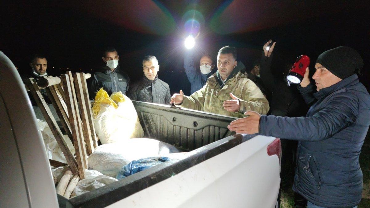 Jandarmadan kaçak balık avcılarına 'Termal dronelu' takip