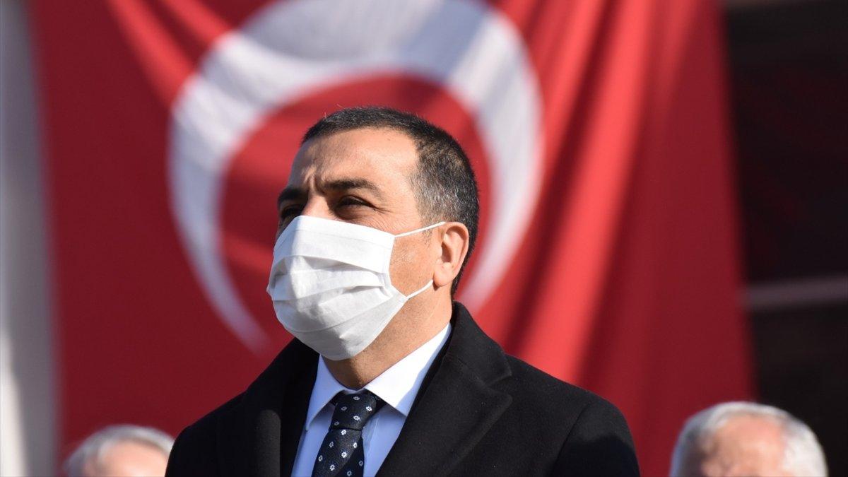 """Kars Valisi Türker Öksüz: """"Sarıkamış, büyük bir azmin destanıdır"""""""