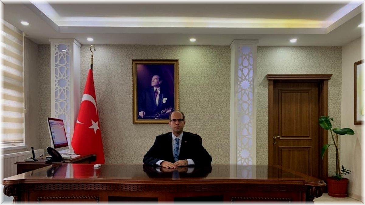 Kaymakam Türkmen 'Devletin kapısı herkese açık'