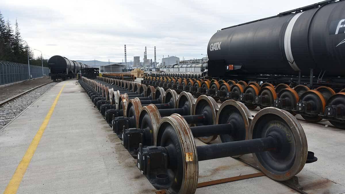 Körfez Ulaştırma GATX vagonları için bakım anlaşması imzaladı