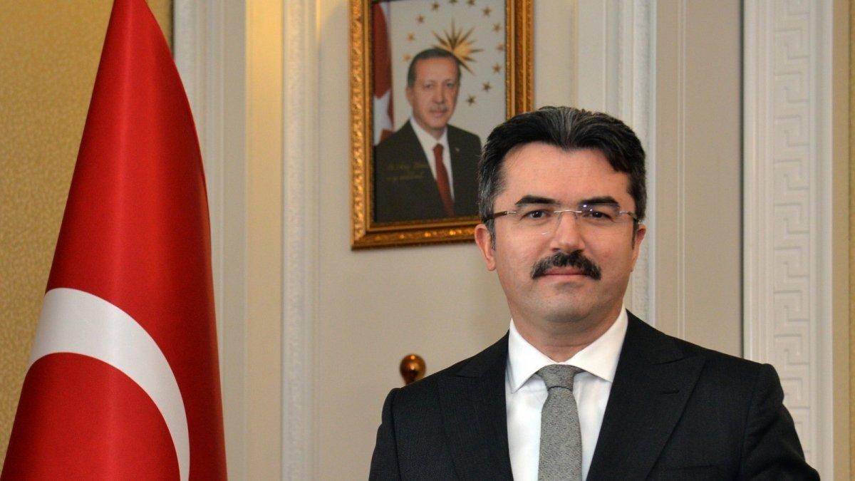 """Korona virüsü atlatan Erzurum Valisi Memiş: """"Potadan döndüm"""""""