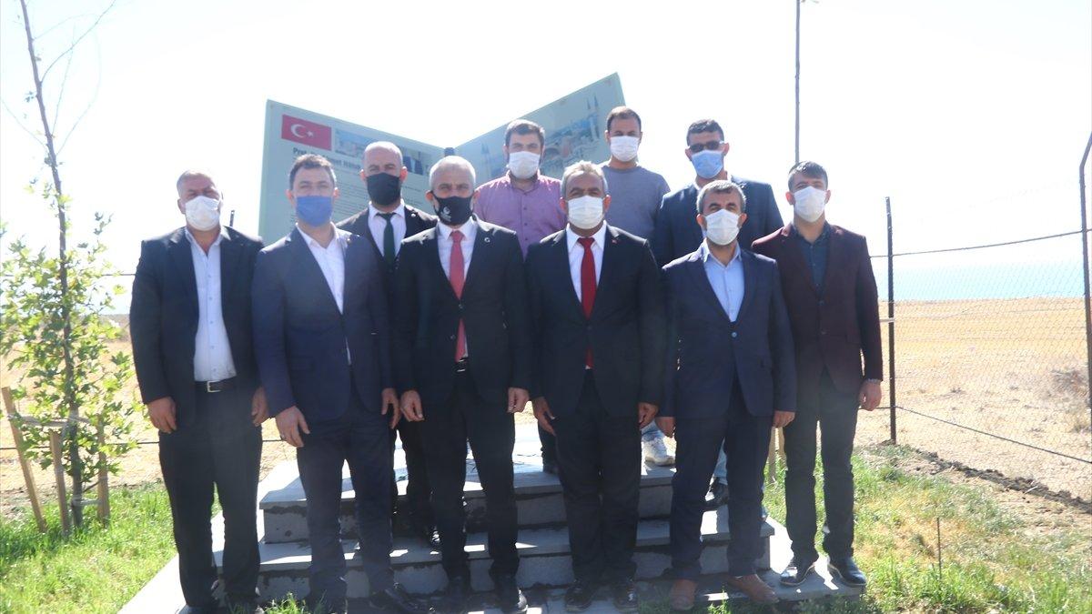 Kültür ve Turizm Bakan Yardımcısı Ahmet Haluk Dursun hayatını kaybettiği yerde anıldı