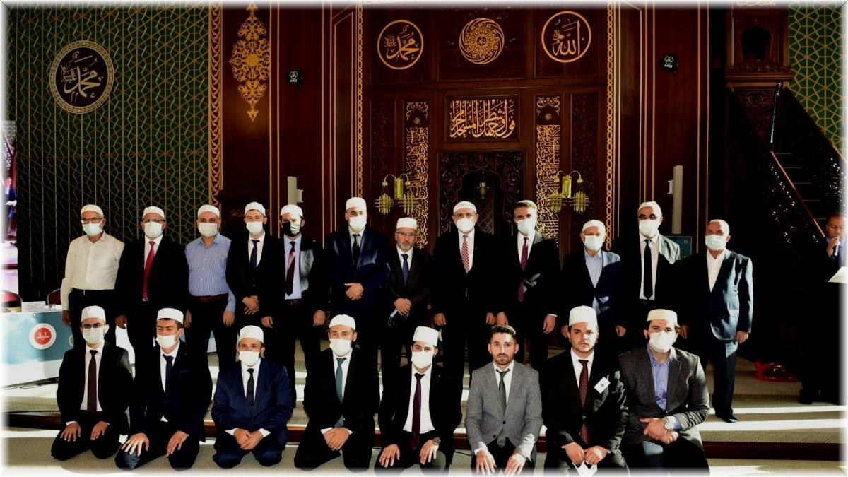 Kur'an-ı Kerim'i Güzel Okuma yarışmasının Türkiye finali yapıldı