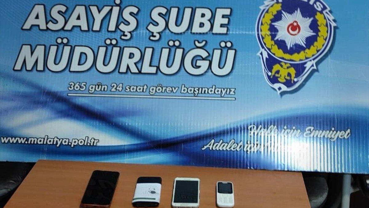 Malatya'da internetten dolandırıcılık iddiasına tutuklama