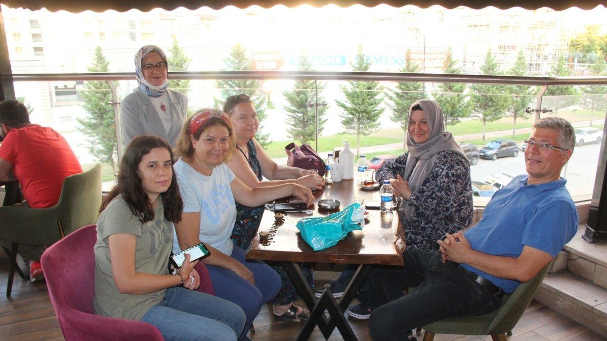 Malatya'da pandemi sonrasında yerli turist hareketliliği