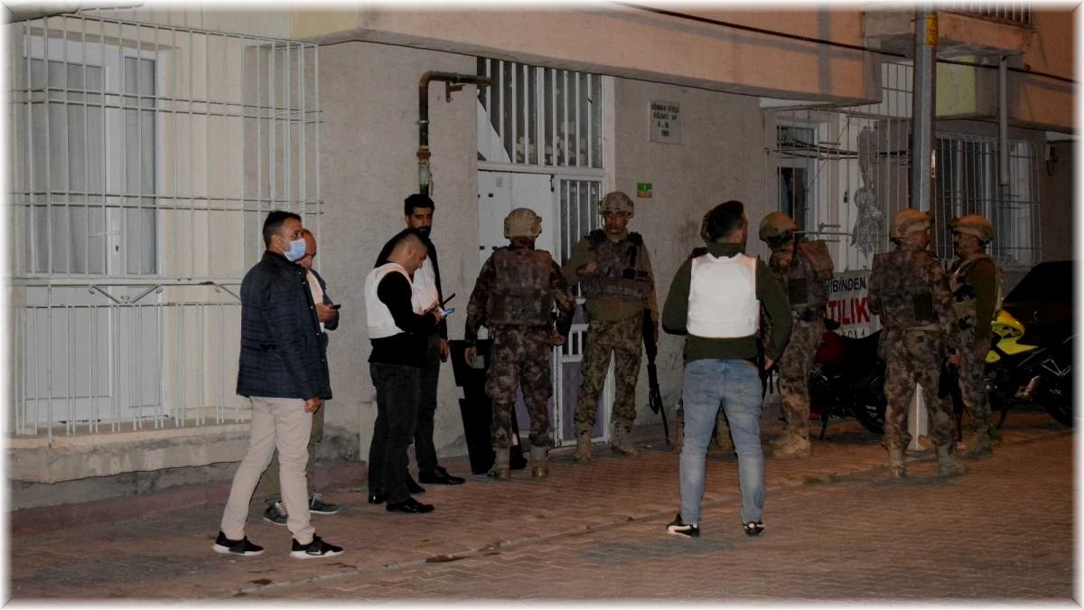 Malatya'da polisten film gibi cinayet operasyonları