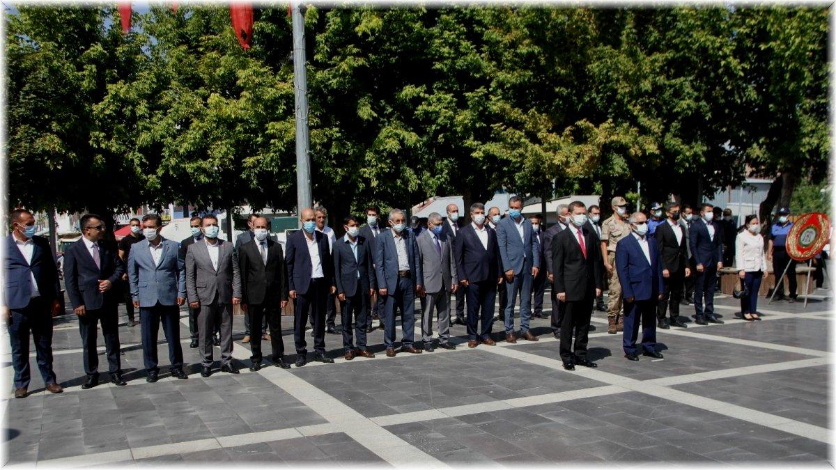 Malazgirt'te 30 Ağustos Zafer Bayramı'nın 99. yıl dönümü
