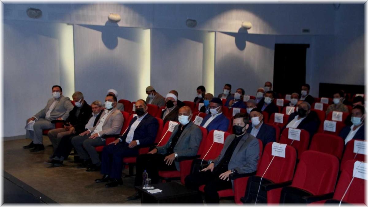 Malazgirt'te, 'Camiler ve Din Görevlileri Haftası' etkinliği