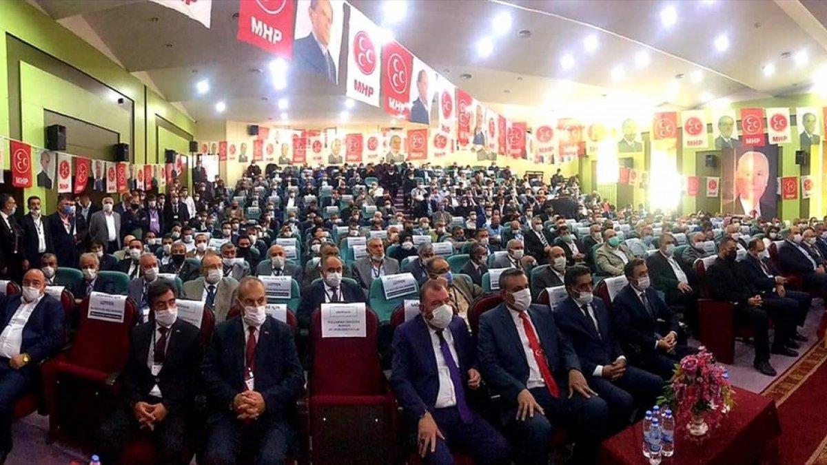 """MHP Genel Başkan Yardımcısı Aydın'dan """"Cumhur İttifakı"""" açıklaması:"""