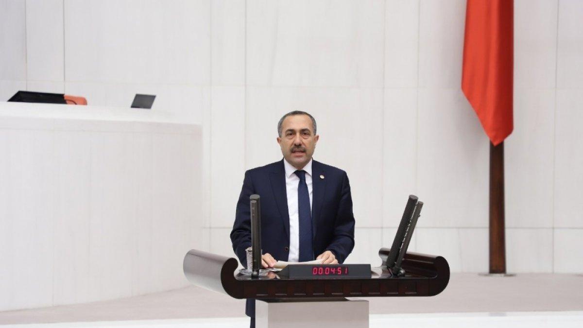 Milletvekili Arvas: Usulsüz hayvan nakillerinde cezalar düşürüldü, kesim kısmen engellendi