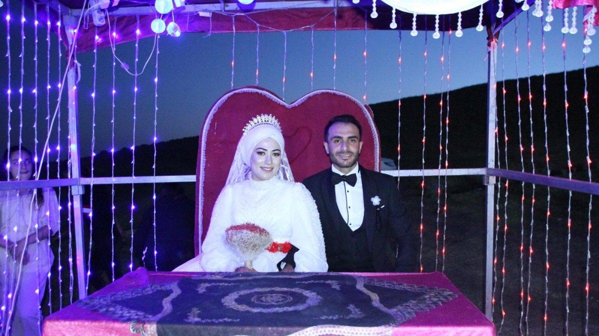Normalleşmeyle renkli köy düğünlerine yoğun ilgi