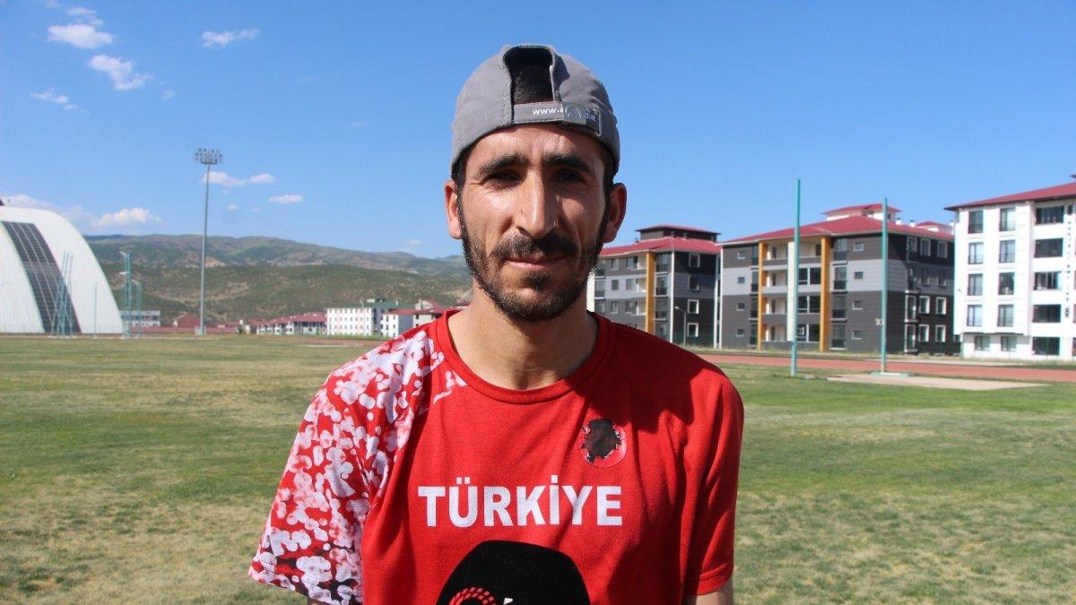 """Olimpiyatlarda yarışacak Balkan Şampiyonu Ağralı: """"Sonunda başardım, hayallerime kavuştum"""""""