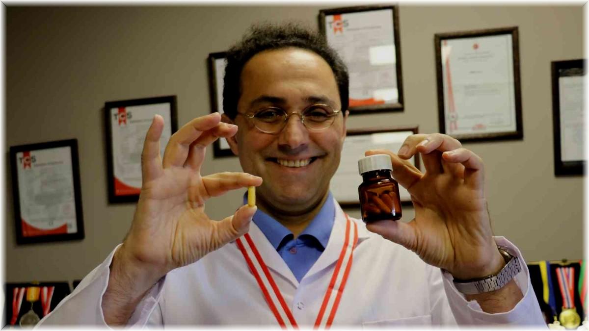 (Özel) Van'da her türlü kirli suyu içilebilecek duruma getiren ilaç üretildi