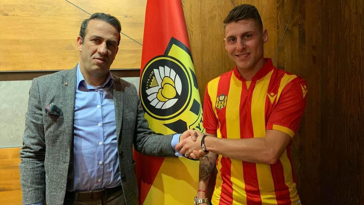 Remi Walter, Yeni Malatyaspor ile 1,5 yıllık sözleşme imzaladı