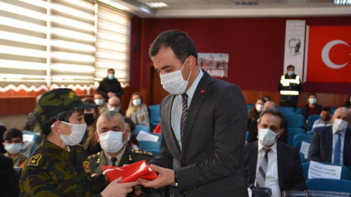 Sarıkamış'ta Mehmet Akif Ersoy'u Anma Günü Programı Düzenlendi