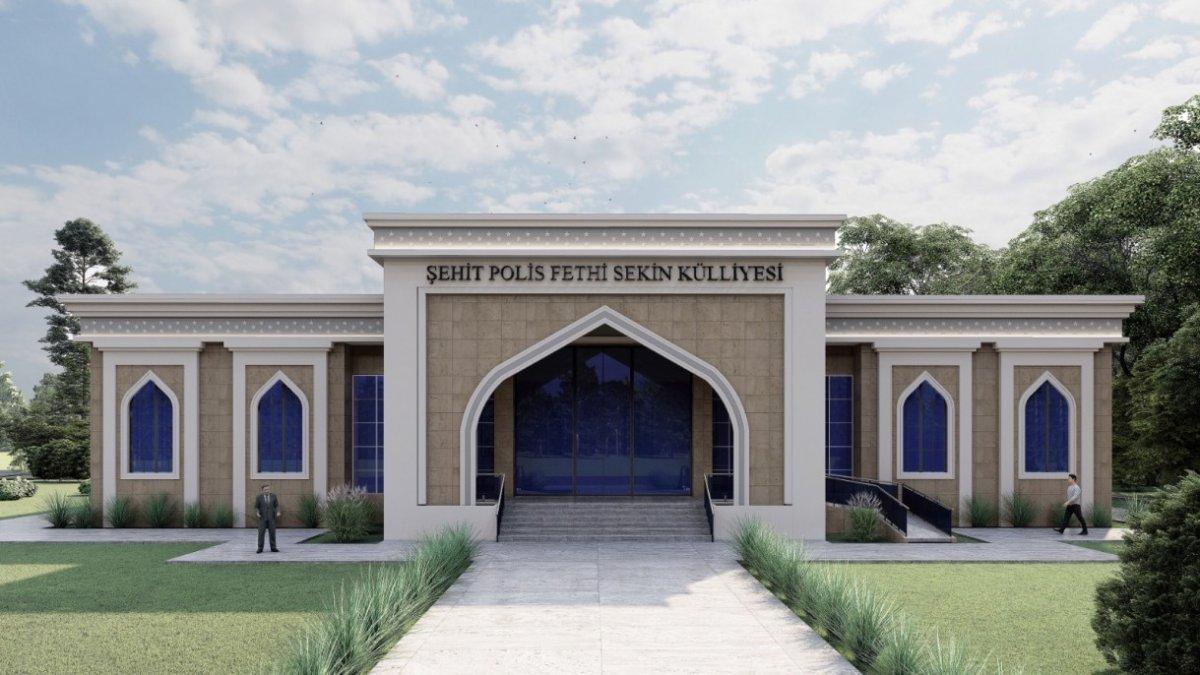 Şehit Fethi Sekin Külliyesi yapılıyor, yıl sonuna hizmete girecek - Elazığ Haberleri