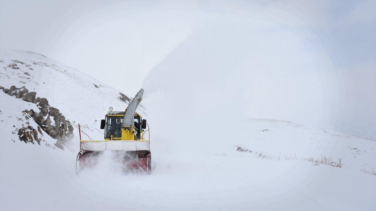 Şırnak ve Hakkari için kar uyarısı
