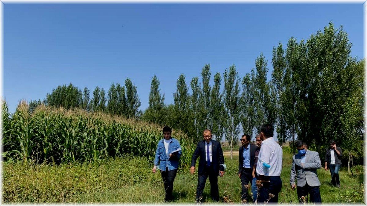 Tarım ve Orman Müdürü Altıntaş köylerde