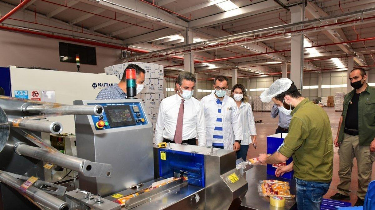 Teşvikler Malatya'da fabrika sayısını arttırdı