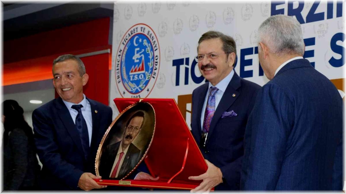 TOBB Başkanı Hisarcıklıoğlu: 'Sanayide çalıştıracak eleman bulamıyoruz'