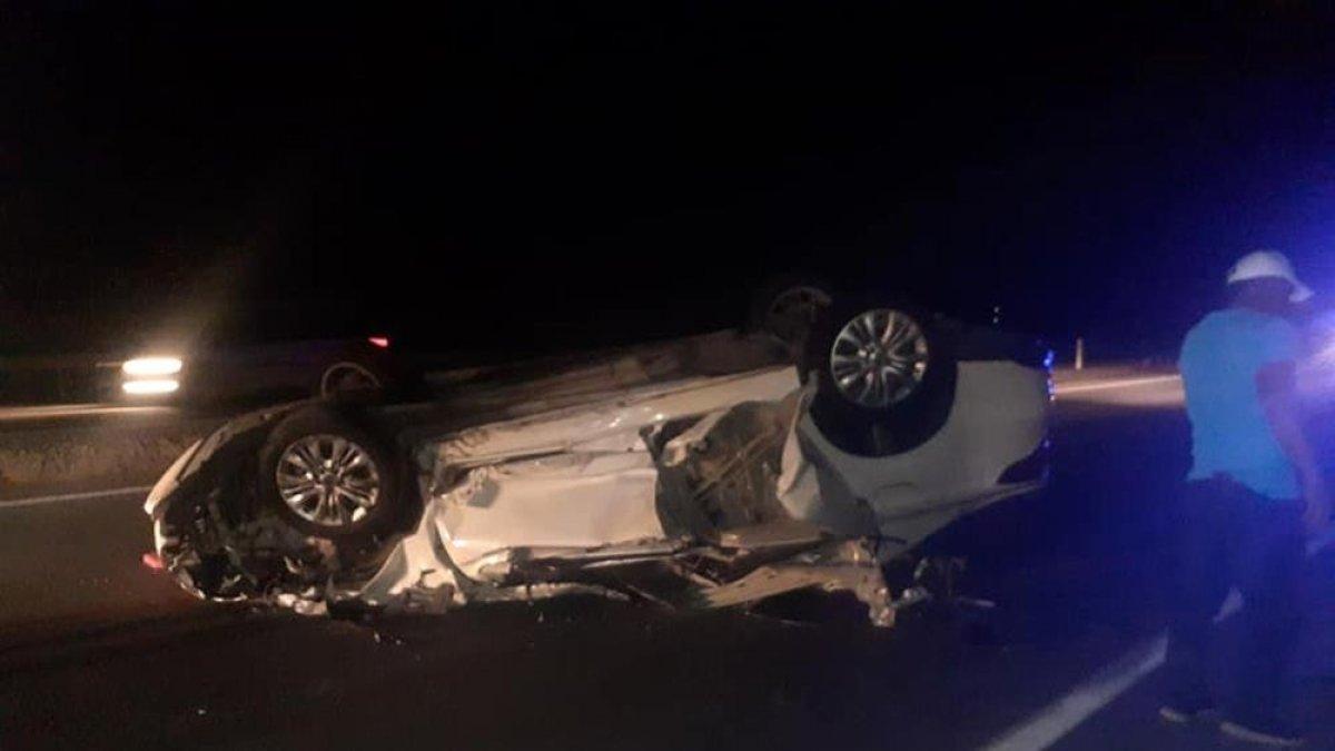 Trafik kazasında yaralanan genç kız hastanede hayatını kaybetti