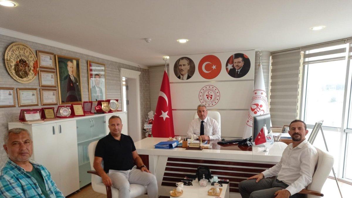 Triatloncular kışı Alanya'da yazı Erzurum'da geçirecek - Erzurum Haberleri  - Diyadinnet
