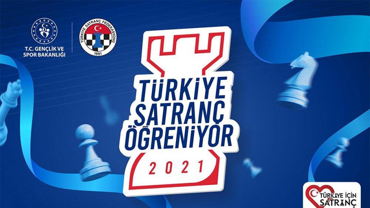Türkiye Satranç Öğreniyor