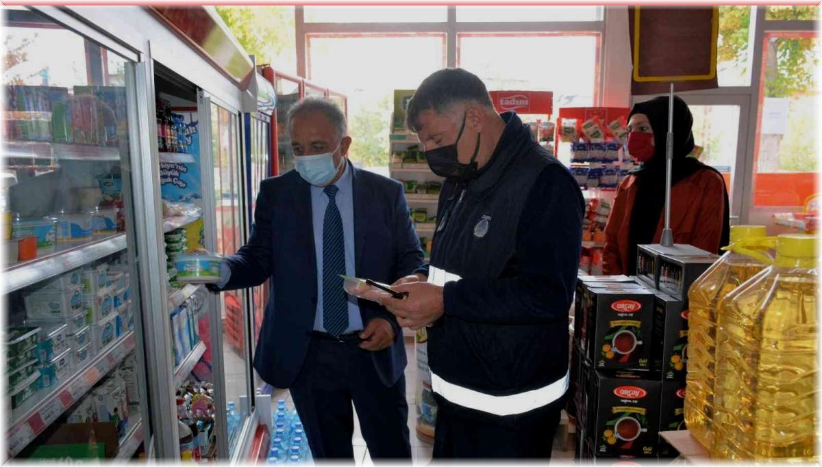 Tuşba Belediyesinden 'fahiş fiyat ve hijyen' denetimi