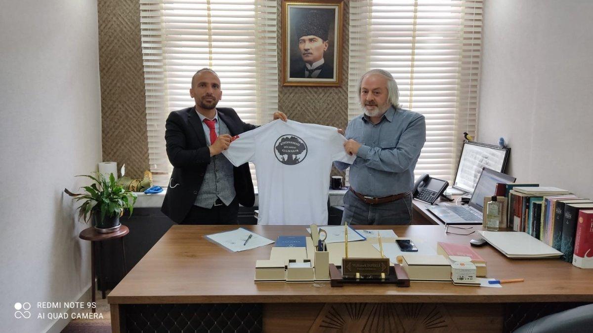 TYB Erzurum Şubesi ile Köy Okulum Derneği 50 okulda kütüphane kuracak - Erzurum Haberleri