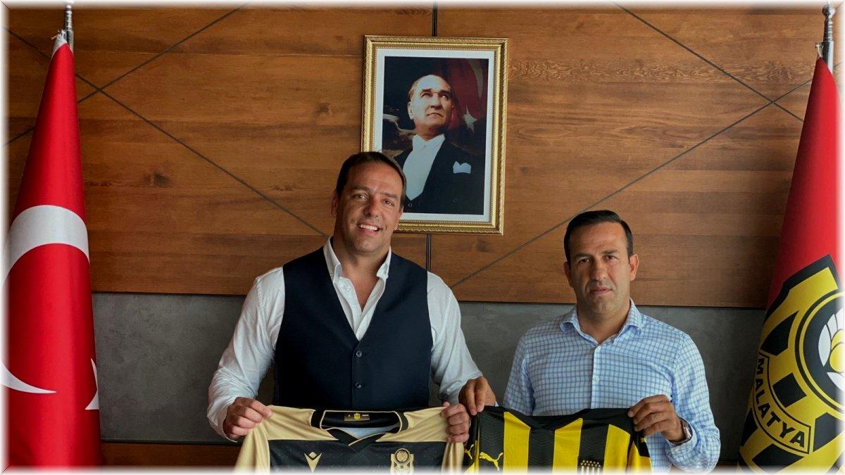 Uruguay kulübünün başkanından Adil Gevrek'e ziyaret
