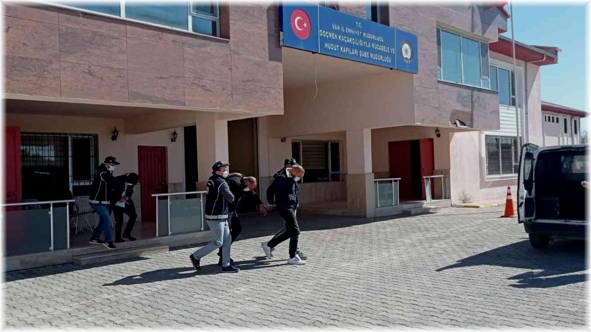 Van'da 23 organizatör hakkında yasal işlem yapıldı