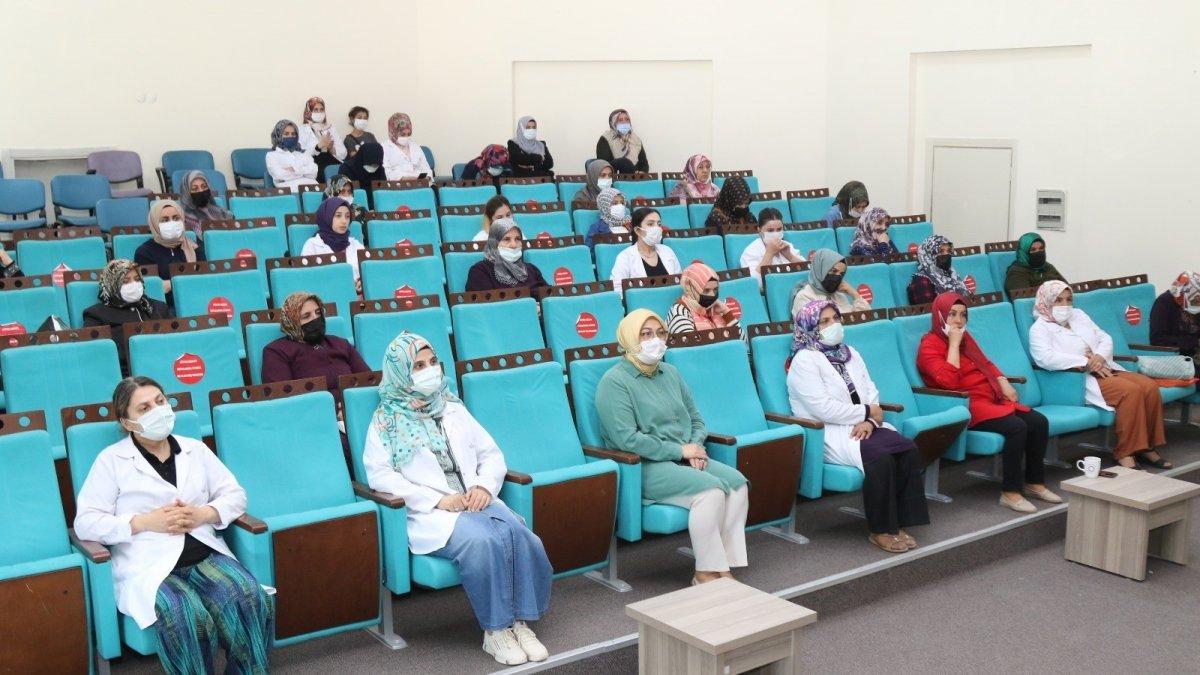 Van'da 'Mahremiyet ve Çocuk İstismarı' konulu seminer