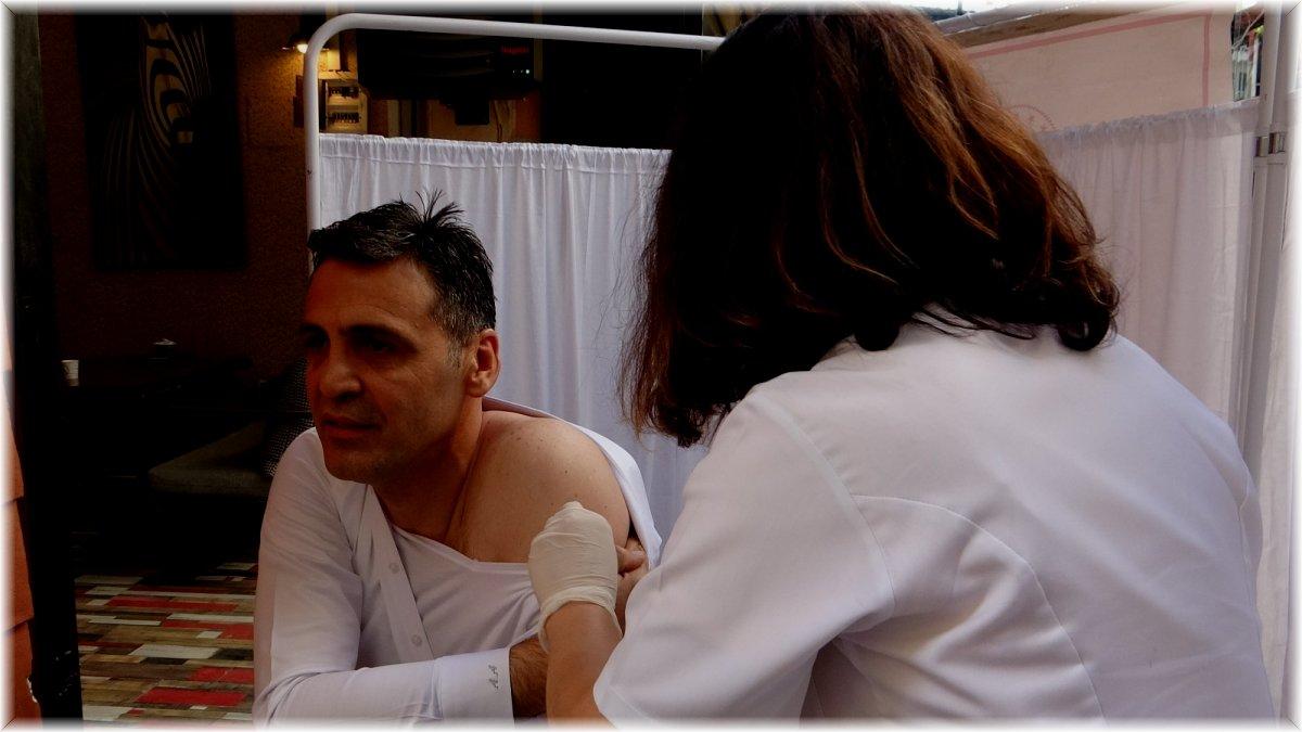 Van Emniyet Müdürü Atanur Aydın'dan aşı çağrısı
