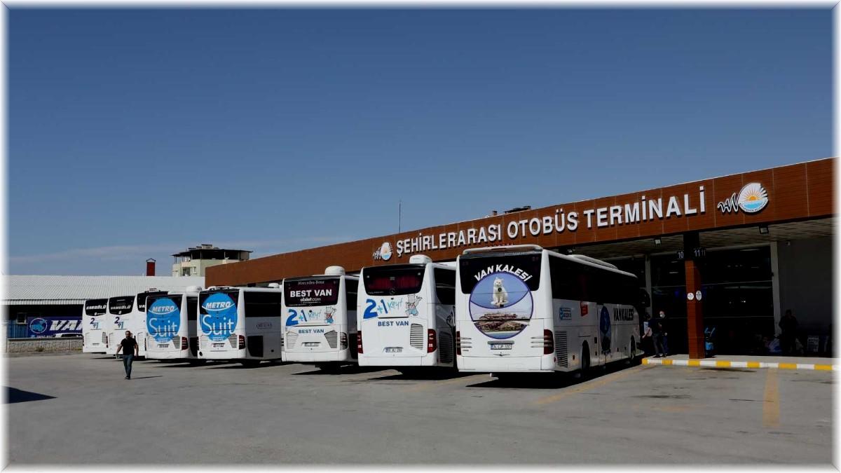 Van Otobüs Terminali daha modern ve güvenli hale getirildi