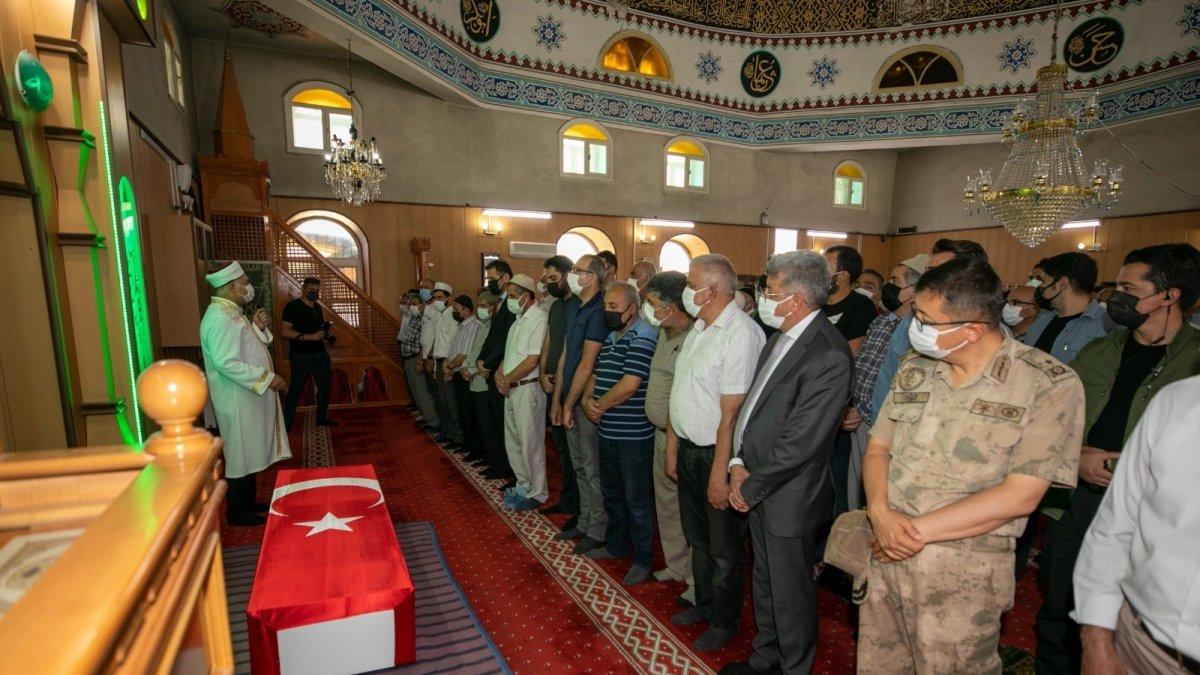 Vanlı Kıbrıs gazisi Aktuğ vefat etti