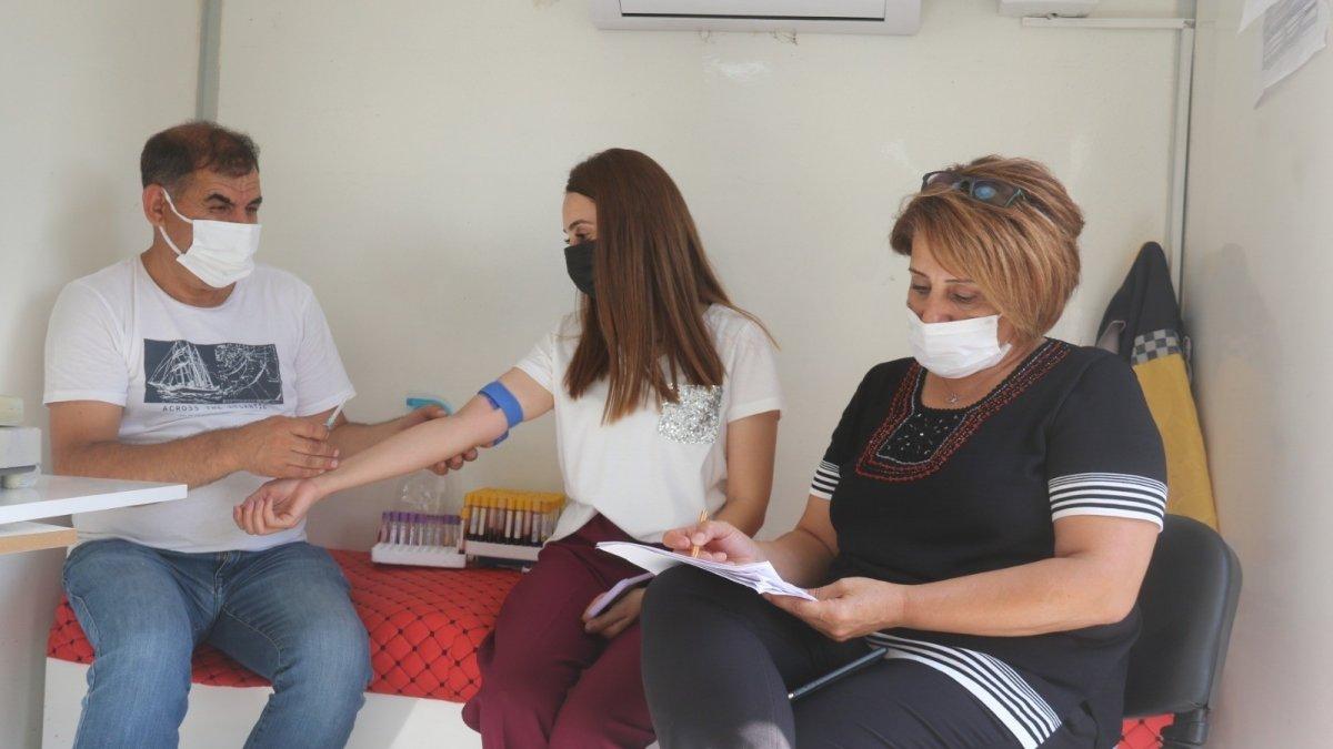 VASKİ personeline yönelik sağlık taraması