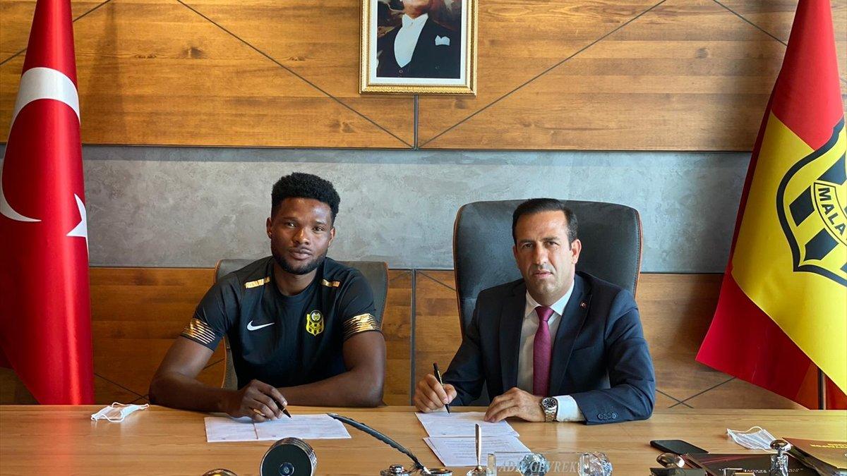 Yeni Malatyaspor Benjamin Tetteh'i transfer etti