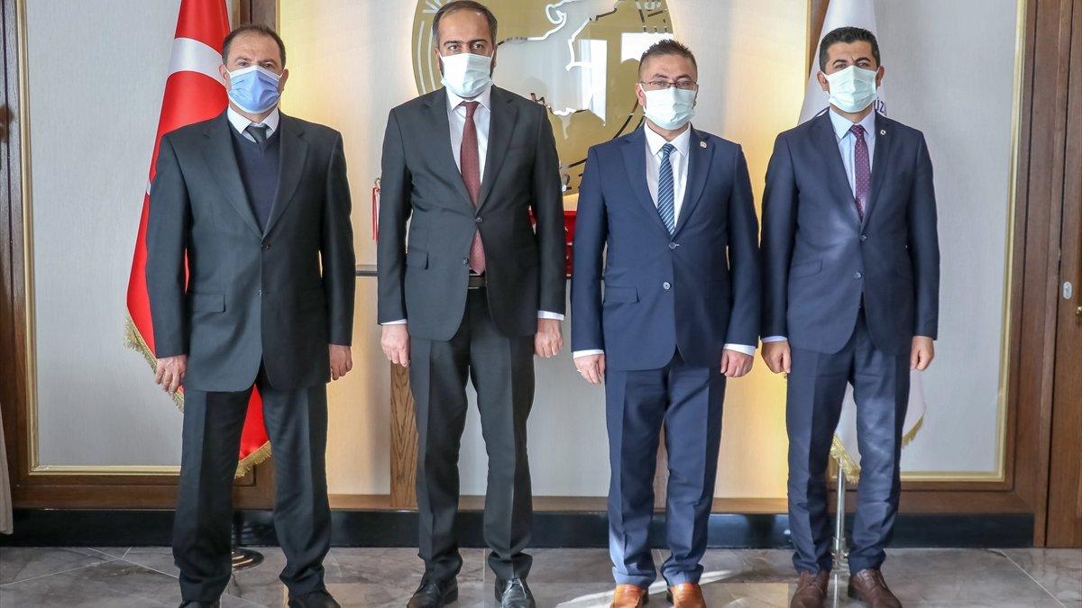 YYÜ ile Van Cumhuriyet Başsavcılığı arasında işbirliği protokolü imzalandı