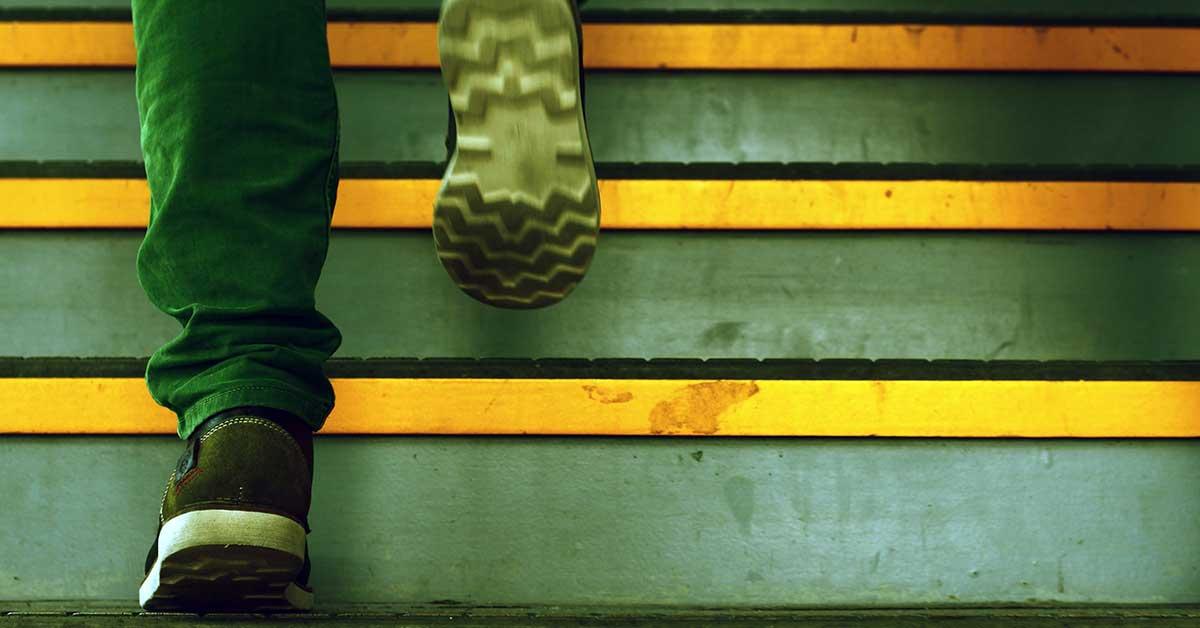 Rüyada Merdiven İnip Çıkmak Ne Anlama Gelir