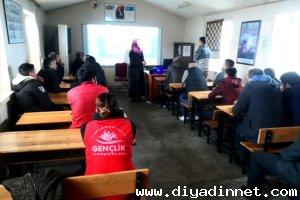 Doğubayazıt Gençlik Merkezinden hükümlülere seminer