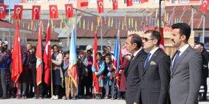 Tutak'ın Düşman İşgalinden Kuruluşunun 101.yıl dönümü törenlerle kutlandı