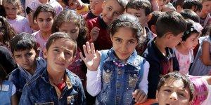 En fazla gelin çocuk Ağrı'da: Ağrı'nın 2018 çocuk nüfus istatistikleri