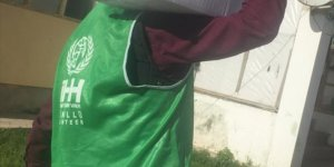 Patnos'ta İHH'dan ramazan yardımı