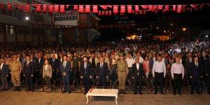 Ağrı'da 15 Temmuz Demokrasi ve Milli Birlik Günü