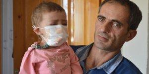 Lösemi hastası minik Asel Damla hayatını kaybetti